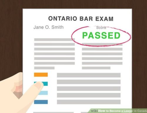 An Anxious Student Guide to the Ontario Bar Exams