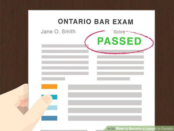 An Anxious Student Guide to the Ontario Bar Exams - Bar Exam